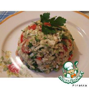 Рецепт Хлебный салат