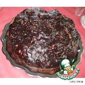 """Рецепт И снова торт """"Панчо"""""""