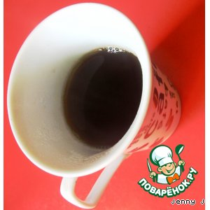 Рецепт Кофе в турке с пряностями