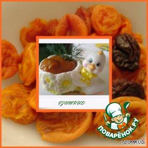 Рецепт Чатни из кураги