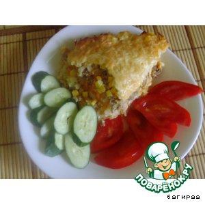 салат зайчик рецепт и фото