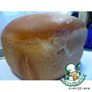 Рецепт Хлеб для тостов
