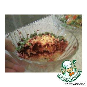 Как готовить Салат