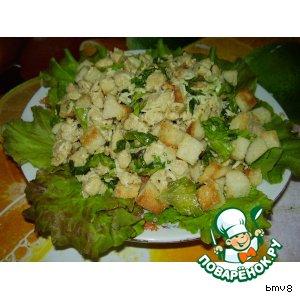 Поваренок ру рецепт салата цезарь
