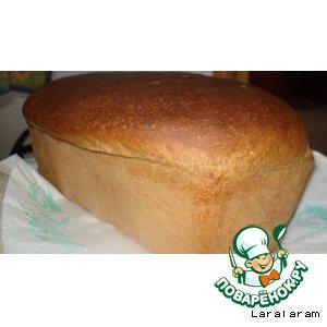 Рецепт Хлеб Французский  на минеральной воде с газом
