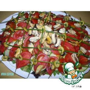 Рецепт Летний салатик