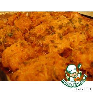 Рецепт Куриное филе по-итальянски