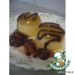 Рецепт Самбук  тыквенно - яблочный