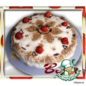 Рецепт Черемуховый торт