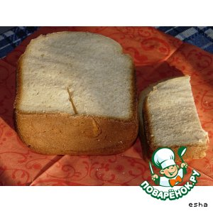 Рецепт Кефирный хлебушек