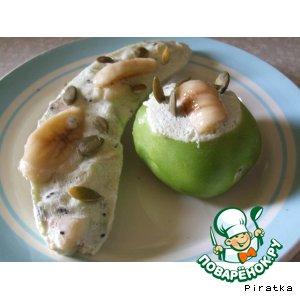 Рецепт Замороженные фрукты