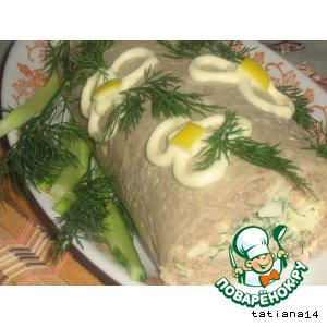 Рецепт Паштет из отварного мяса
