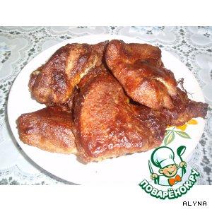 Рецепт Любимое мясо моего мужа
