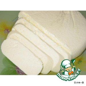 Адыгейский сыр (без яиц и уксуса)