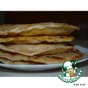 Рецепт А-ля бакинский лаваш