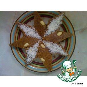 Рецепт Манный пирог в сиропе