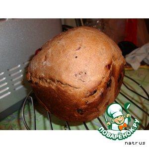 Рецепт Шоколадный хлеб