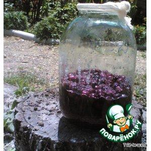 вишневка рецепт приготовления с водкой