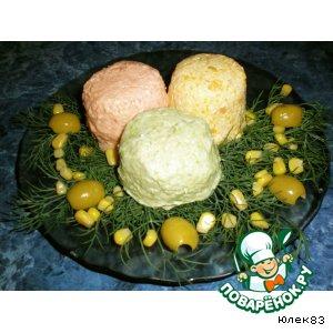 Рецепт Овощной мусс