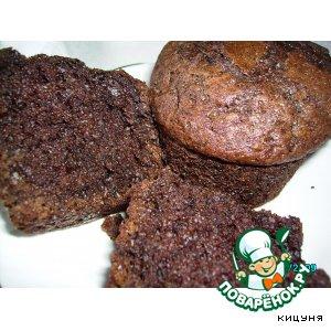 Шоколадный кекс вкусный рецепт с фото пошагово