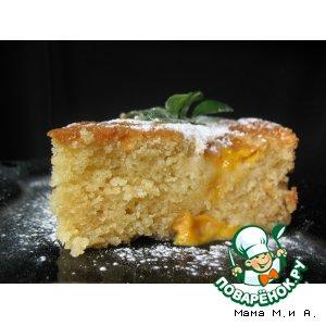 Рецепт Летний абрикосовый пирог
