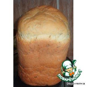 Рецепт Хлеб с кабачком