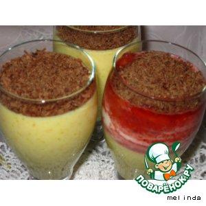 Апельсиновый десерт домашний пошаговый рецепт с фотографиями как приготовить