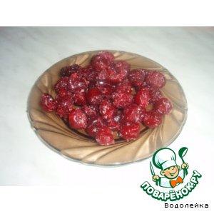Рецепт Вишневые цукаты
