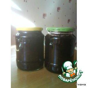 """Рецепт Варенье из черной смородины """"Живые ягодки"""""""