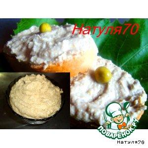 Рецепт Ореховый паштет