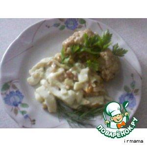 Рецепт Кальмары на ужин