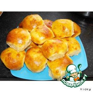 Рецепт Картофельные булочки