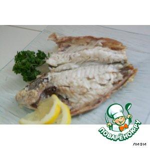 Рецепт Рыба  Дорадо, запеченная в соли