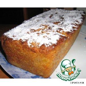 Рецепт Кекс ананасовый
