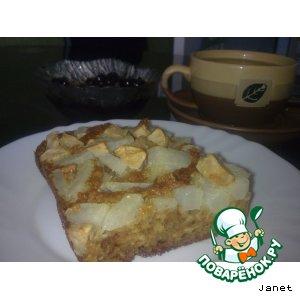 Рецепт Суфле из груши и яблока
