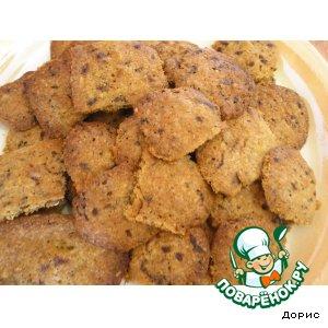 рецепт печенья с сливочным ароматом