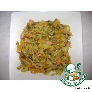 Готовим Рагу овощное простой пошаговый рецепт приготовления с фото