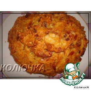 Рецепт Деревенская лепешка
