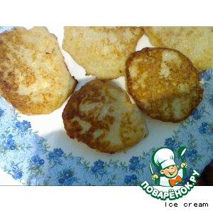 Рецепт Кабачковые оладушки