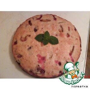 Готовим Сливовый пирог рецепт приготовления с фотографиями