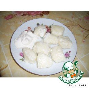 Как готовить Ленивые вареники вкусный рецепт с фотографиями пошагово