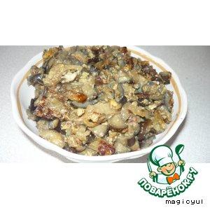 Рецепт Ложные грибы