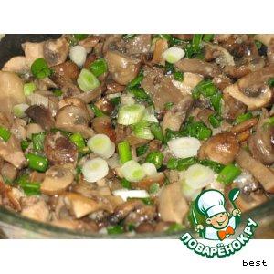 Грибочки в чесночном маринаде простой рецепт с фотографиями пошагово