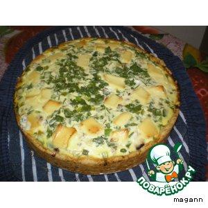 Рецепт Пирог «Воздушная нежность»