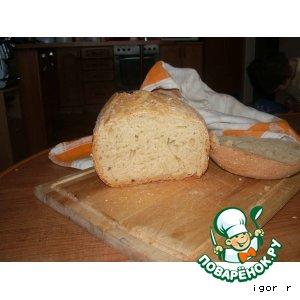 Рецепт Хлеб на пиве