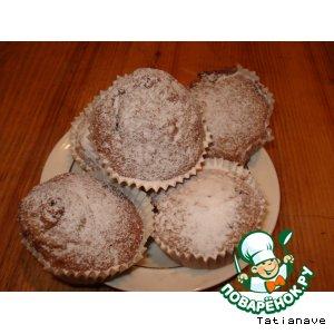 Рецепт Кексы мармеладные