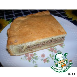 Рецепт Быстрый пирожок