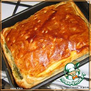 Рецепт Пирог со щавелем