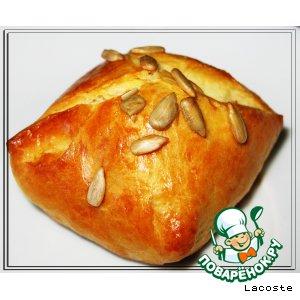 Рецепт Мини-конвертики с сыром