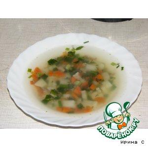 Рецепт Суп из карпа